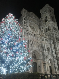 Learn Italian in Florence with Santa Claus!